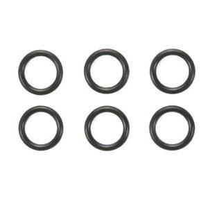 ミニ四駆グレードアップパーツ  AO-1026 13-12mmローラー用ゴムリング(6個) タミヤ【ゆうパケット対応】 hobby-zone