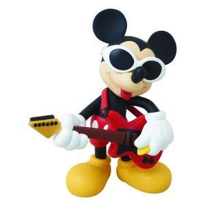 VINYL COLLECTIBLE DOLLS ディズニー ミッキーマウス グランジロックVer. メディコムトイ フィギュア hobby-zone