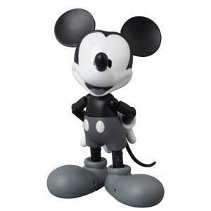 MIRACLE ACTION FIGURE ディズニー ミッキーマウス ブラック&ホワイトVer. メディコムトイ フィギュア|hobby-zone