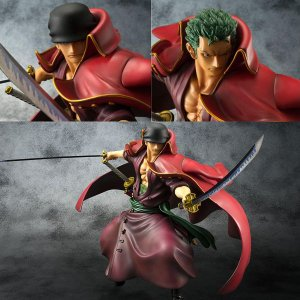 Portrait.Of.Pirates EDITION-Z ワンピース ロロノア・ゾロ 1/8 塗装済み完成品 メガハウス|hobby-zone