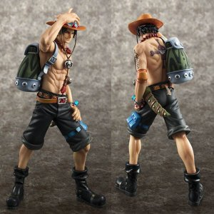 Portrait.Of.Pirates NEO-DX ワンピース ポートガス・D・エース 10th LIMITEDver. 1/8 塗装済完成品 メガハウス hobby-zone