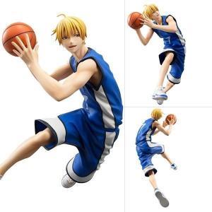 黒子のバスケフィギュアシリーズ 黒子のバスケ 黄瀬涼太 1 8 塗装済み
