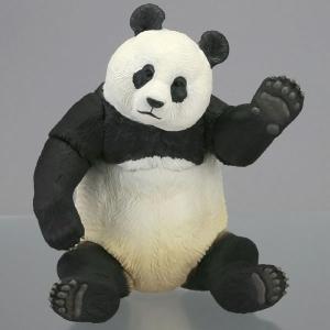 ソフビトイボックス 003 パンダ(ジャイアントパンダ)(再販) 海洋堂|hobby-zone
