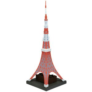 ソフビトイボックス Hi-LINE 003 東京タワー 日本電波塔 海洋堂 hobby-zone