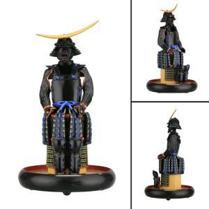 miniQ ミニチュアキューブ 003 伊達政宗の具足 海洋堂|hobby-zone