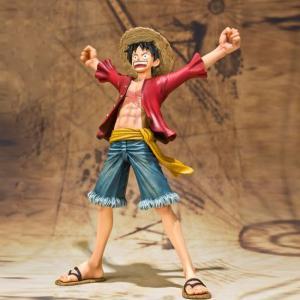 フィギュアーツZERO ワンピース モンキー・D・ルフィ 新世界編Ver.(再販) バンダイ フィギュア|hobby-zone