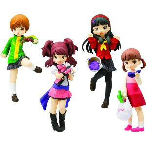 Half Age Characters ペルソナ4 1BOX(8個入り) バンダイ|hobby-zone