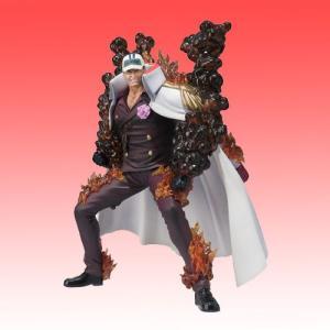 フィギュアーツZERO ワンピース 赤犬 サカズキ -Battle Ver.- バンダイ フィギュア|hobby-zone