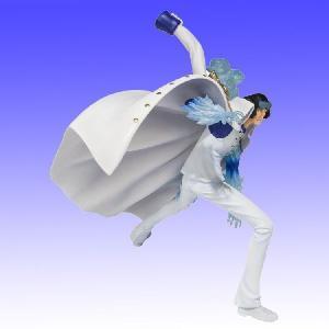 フィギュアーツZERO ワンピース 青雉 クザン -Battle Ver.- バンダイ フィギュア|hobby-zone