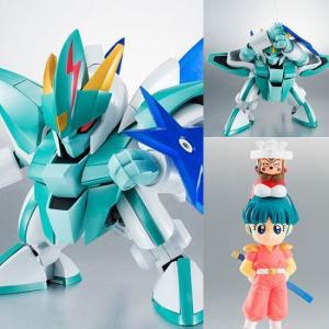 ROBOT魂 〈SIDE MASHIN〉 魔神英雄伝ワタル 幻王丸 バンダイ|hobby-zone