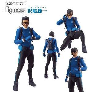 figma 191 タイムスクープハンター 沢嶋雄一 マックスファクトリー フィギュア|hobby-zone