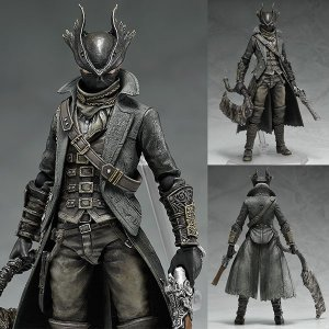 figma Bloodborne 狩人 マックスファクトリー|hobby-zone
