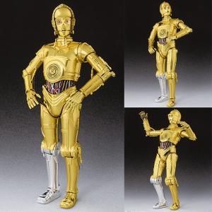 S.H.フィギュアーツ スター・ウォーズ C-3PO(A NEW HOPE) バンダイ|hobby-zone