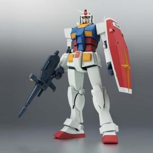 ROBOT魂 〈SIDE MS〉 機動戦士ガンダム RX-78-2 ガンダム ver. A.N.I.M.E.(再販) バンダイ hobby-zone