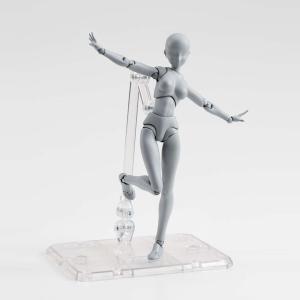 S.H.フィギュアーツ ボディちゃんDX SET(Gray Color Ver.)(再販) バンダイ|hobby-zone