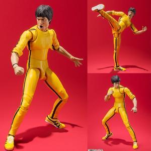S.H.Figuarts  ブルース・リー(Yellow Track Suit) バンダイ|hobby-zone