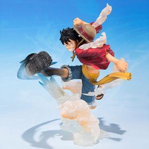 フィギュアーツZERO ワンピース モンキー・D・ルフィ -ゴムゴムの鷹鞭- バンダイ|hobby-zone