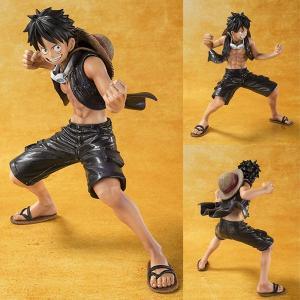 フィギュアーツZERO ワンピース モンキー・D・ルフィ -ONE PIECE FILM GOLD Ver.- バンダイ|hobby-zone