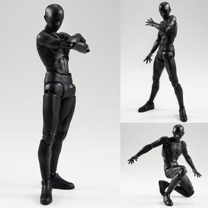 S.H.フィギュアーツ ボディくん(Solid black Color Ver.) バンダイ|hobby-zone