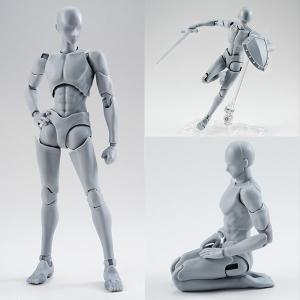 S.H.フィギュアーツ ボディくん -宝井理人- Edition DX SET(Gray Color Ver.) バンダイ【09月予約】|hobby-zone