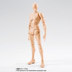 S.H.フィギュアーツ ボディくん -宝井理人- Edition(Pale orange Color Ver.) バンダイ【10月予約】|hobby-zone