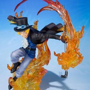 フィギュアーツZERO ワンピース サボ -火拳- バンダイ|hobby-zone
