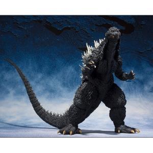 S.H.MonsterArts ゴジラ(2002) バンダイ【04月予約】|hobby-zone