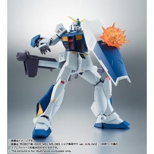 ROBOT魂 〈SIDE MS〉 RX-78NT-1 ガンダムNT-1 ver. A.N.I.M.E. バンダイ hobby-zone 02