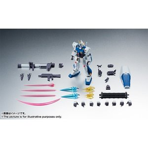 ROBOT魂 〈SIDE MS〉 RX-78NT-1 ガンダムNT-1 ver. A.N.I.M.E. バンダイ hobby-zone 03