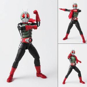 S.H.Figuarts(真骨彫製法) 仮面ライダー新2号 ...