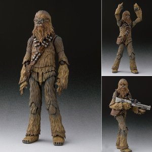 S.H.Figuarts STAR WARS チューバッカ(SOLO) バンダイ|hobby-zone