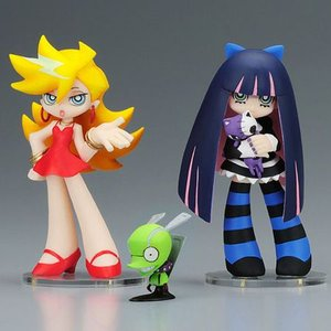 Zone panty and stocking