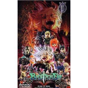 キャラヒーローズ バスタード -暗黒の破壊神- ミニフィギュア 1ボックス(15個入り) ときめきドットコム コレクションフィギュア hobby-zone