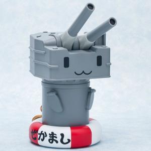 艦隊これくしょん -艦これ- でっかい!連装砲ちゃん ソフビフィギュア アクアマリン フィギュア|hobby-zone
