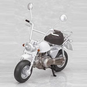 ex:ride figma ride.006 ミニバイク ホワイト FREEing フィギュア|hobby-zone