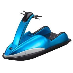 ex:ride figma ride.009 ウォーターバイク メタリックブルー FREEing|hobby-zone