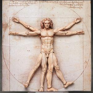 figma テーブル美術館 ウィトルウィウス的人体図 FREEing|hobby-zone