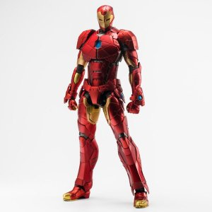RE:EDIT IRON MAN #08 Shape Changing Armor 千値練|hobby-zone