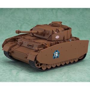 ねんどろいどもあ ガールズ&パンツァー IV号戦車D型改(H型仕様) グッドスマイルカンパニー|hobby-zone