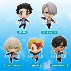 ユーリ!!! on ICE コレクションフィギュア 1BOX(6個入り) ブシロードクリエイティブ|hobby-zone