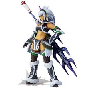 Vulcanlog 021 モンハンリボ ハンター女剣士 キリンUシリーズ ユニオンクリエイティブ|hobby-zone
