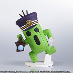 ワールド オブ ファイナルファンタジー STATIC ARTS mini サボテン車掌 【CR】 スクウェア・エニックス|hobby-zone
