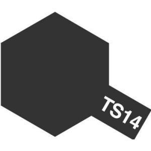 タミヤ カラースプレー TS14 ブラック hobby-zone