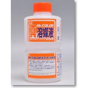 Mr.カラー専用うすめ液類 T115 Mr.カラー専用 真溶媒液 GSIクレオス hobby-zone