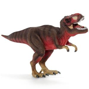 DINOSAURS 72068 ティラノサウルス・レックス(レッド) シュライヒ|hobby-zone