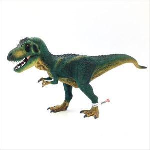 DINOSAURS 14587 ティラノサウルス・レックス(ダークグリーン) シュライヒ|hobby-zone