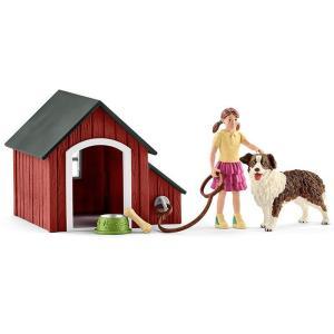 FARM WORLD 42376 犬小屋 シュライヒ|hobby-zone
