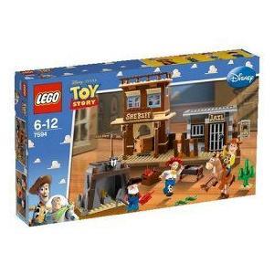 LEGO トイ・ストーリー ウッディのいっせいけんきょ おもちゃ レゴブロック|hobby-zone