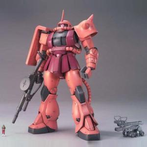 MG 1/100 MS-06S シャア専用ザクII Ver.2.0(再販) バンダイ【01月予約】 hobby-zone