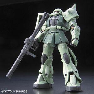 RG 1/144 No.004 MS-06F 量産型ザク(再販) バンダイ【12月予約】|hobby-zone